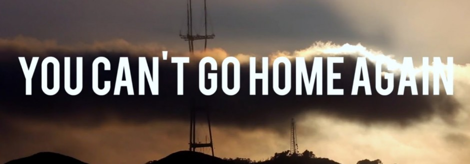 Where the hell is home?
