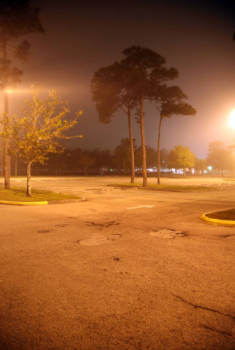 Empty lots: Sign of the times?